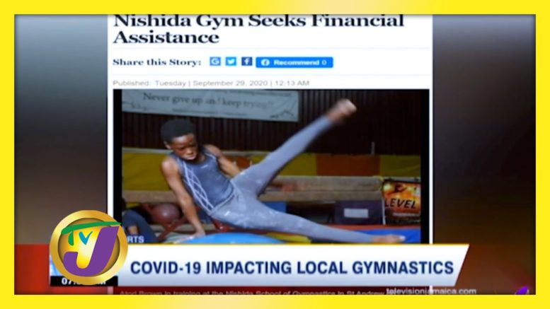 Covid Impacting Gymnastics - October 4 2020 1