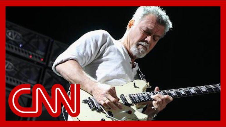 Eddie Van Halen dies at 65 after cancer battle 1