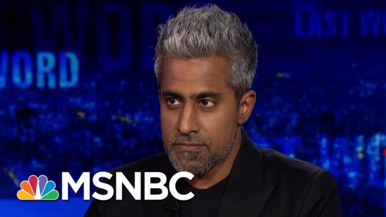 Anand Giridharadas: 'Trump Is The Head Of The Snake But Our Whole Culture Needs A Reckoning' | MSNBC 1