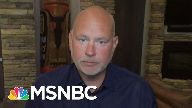 Steve Schmidt: Trump's Recklessness Has Endangered Lives   The 11th Hour   MSNBC 1