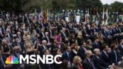 Maddow: Trump May Have Infected Others; WH Should Alerts Contacts To Risk | Rachel Maddow | MSNBC 5
