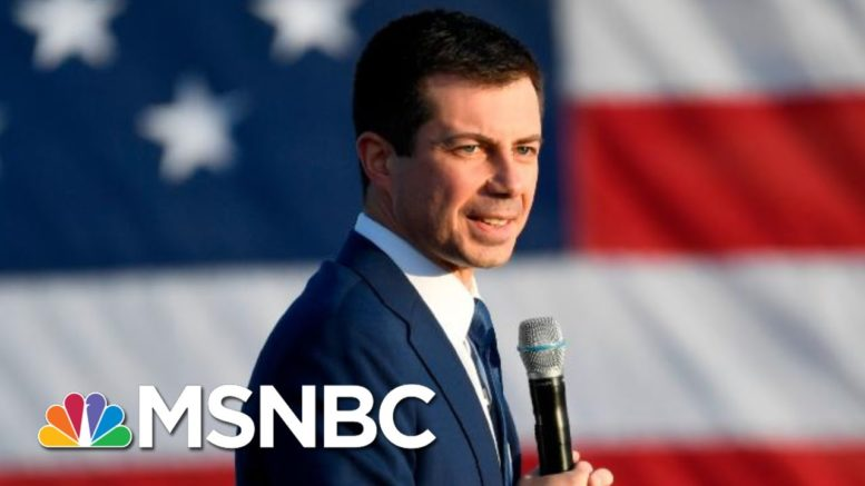 Pete Buttigieg: The Election Is Our Country's Ultimate Exchange Of Trust   Morning Joe   MSNBC 1