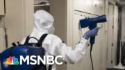 Joint Chiefs Of Staff Go Into Quarantine After Potential Covid Exposure | MTP Daily | MSNBC 5
