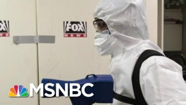 Fmr. West Wing Official: 'Anybody Working In The West Wing Is ... Varying Degrees Of Ill' | MSNBC 6