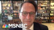 Weissman: 'It Was A Mistake Not To Have Gone Into His Finances More' | Stephanie Ruhle | MSNBC 3