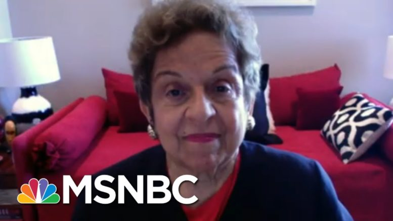 Rep. Shalala: 'Up To The President,' Not His Docs, To Release Medical Info | Hallie Jackson | MSNBC 1