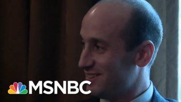 Trump Senior Advisor Stephen Miller Tests Positive For Coronavirus | The ReidOut | MSNBC 6