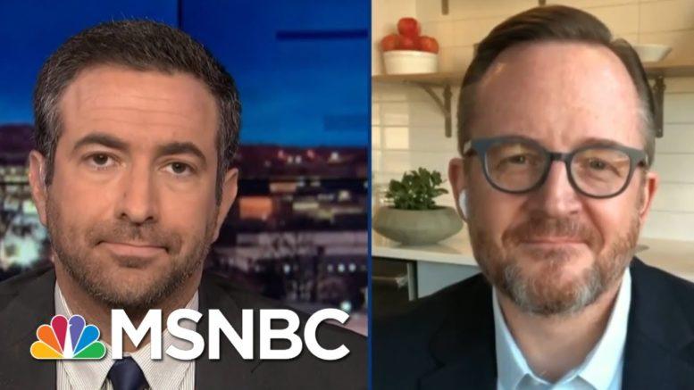 'Failed Miserably': Obama Vet Knocks Trump's 'Tragic' Lack Of Transparency   MSNBC 1