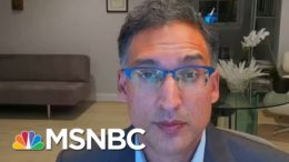 Neal Katyal Says Pence Should Be In Charge Until Trump Recovers | The ReidOut | MSNBC 5