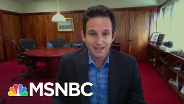 'Personal Cruelty': Sen. Schatz On Infected Trump Returning To White House | All In | MSNBC 6