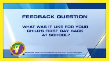 TVJ News: Feedback Question - October 5 2020 6