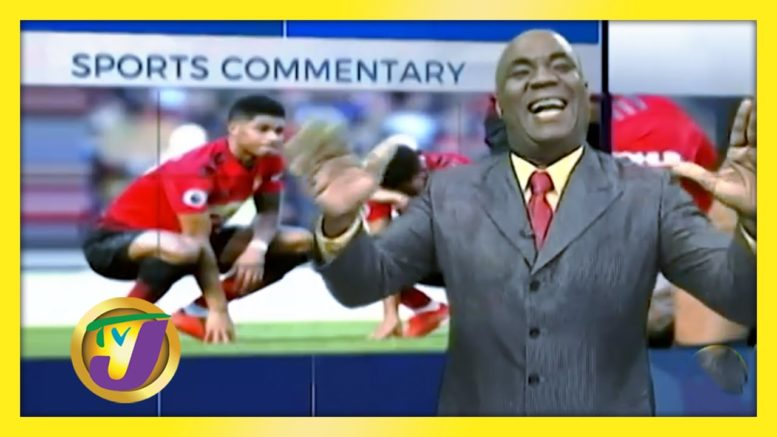 TVJ Sports Commentary - October 5 2020 1