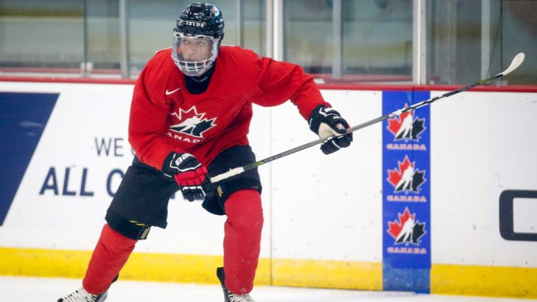 Meet Quinton Byfield, the hockey prospect who made NHL history 1