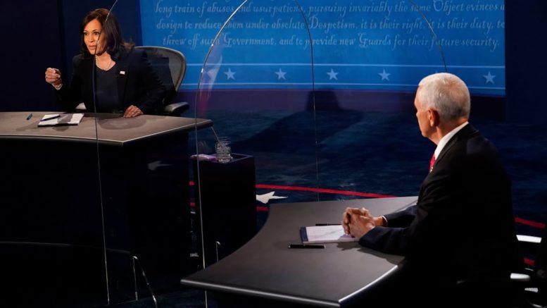 Harris, Pence square off over Trump's COVID-19 response 1