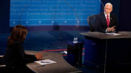 """Is climate change an """"existential threat"""" to America? Harris and Pence debate 4"""