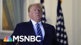 Erratic Trump Behavior Raises Concerns Covid, Treatments Are Warping His Judgment | MSNBC 5