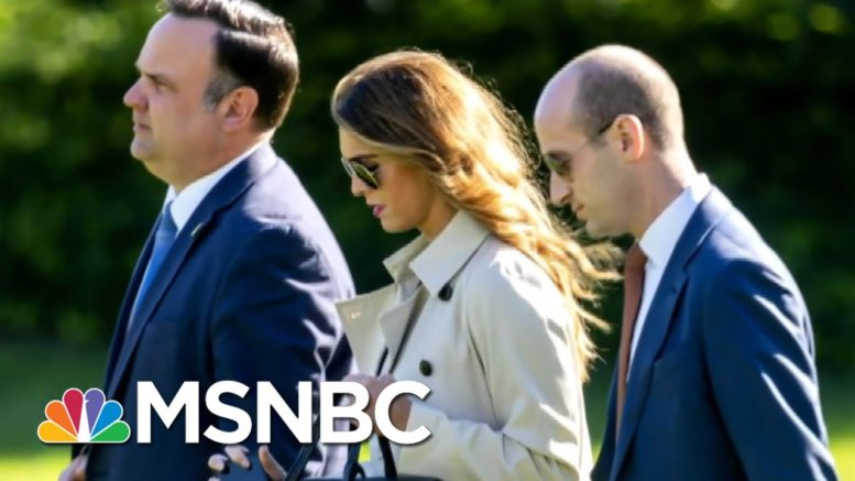 List Of Positive Covid Cases At White House Grows At Alarming Rate | Rachel Maddow | MSNBC 1