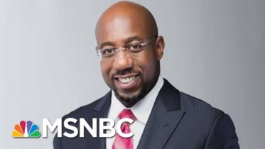 Rev. Warnock Now Frontrunner In Ga. Special Senate Election | Way Too Early | MSNBC 6