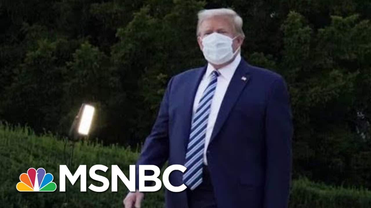 Private Concern Grows After Trump Flip-Flops On Relief Measures   Morning Joe   MSNBC 7