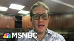 Jake Sherman: 'Markets Are Woefully Uneducated On Markets'   Stephanie Ruhle   MSNBC 1