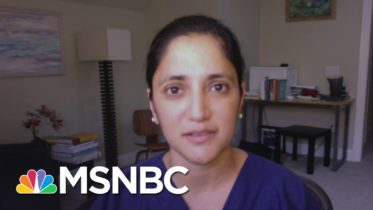 Dr. Patel On How The White House Should Be Dealing With The Virus Outbreak | Deadline | MSNBC 6