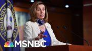 Pelosi Outlines Major Sticking Points In Coronavirus Relief Talks | Craig Melvin | MSNBC 5
