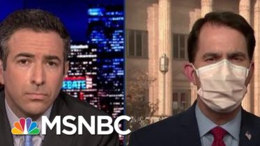 'I Was Wrong': Never Trumper Confronted On Live TV   The Beat With Ari Melber   MSNBC 6
