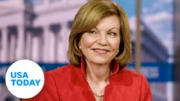 USA TODAY's Susan Page to moderate only showdown between vice presidential candidates | USA TODAY 8