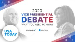 Vice Presidential Debate: Top issues to know before Pence and Harris take the stage | USA TODAY 7