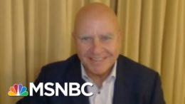 Full Interview: H.R. McMaster On Trump's 'Aiding And Abetting' Of Putin | Hallie Jackson | MSNBC 8