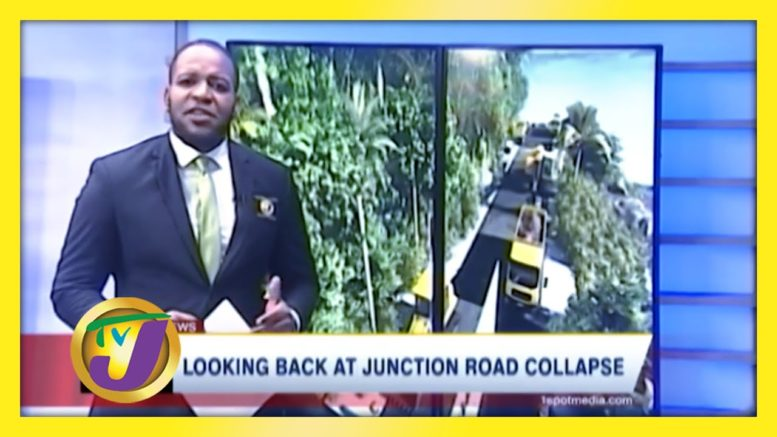 Looking Back at Junction Road Collapse - October 6 2020 1