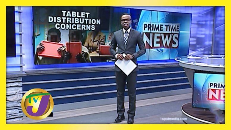 Tablet Distribution Concerns - October 6 2020 1