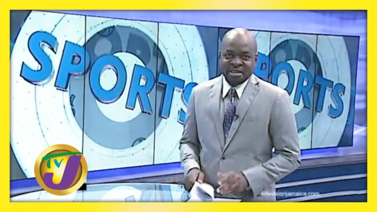 TVJ Sports News: Headlines - October 6 2020 1