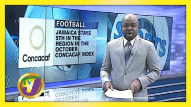 Jamaica Stays 5th in CONCACAF Index - October 6 2020 6