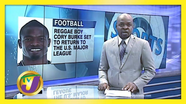 Reggae Boy Cory Burke set to Return to The US Major League - October 6 2020 1