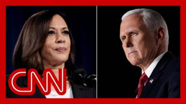 Replay: The 2020 vice presidential debate on CNN 6