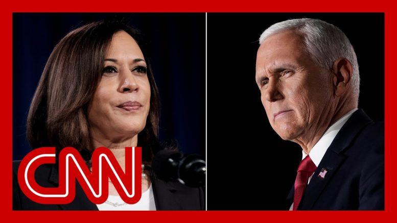 Replay: The 2020 vice presidential debate on CNN 1