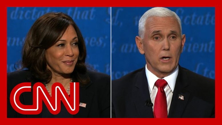 Mike Pence to Kamala Harris: Your party is openly advocating adding seats to the Supreme Court 1