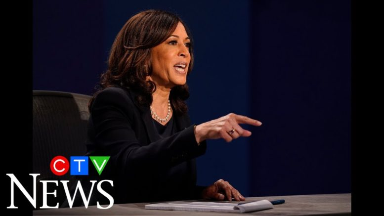 Pressure for Kamala Harris to avoid playing into stereotypes 1