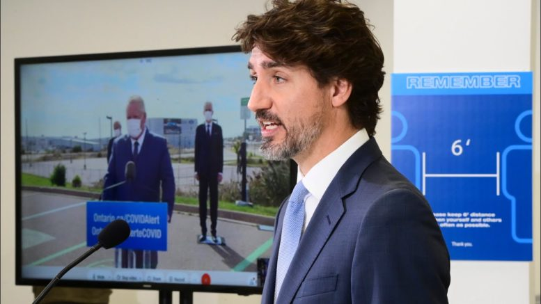 Prime Minister Trudeau : Canada preparing for 'various eventualities' in U.S. election 1