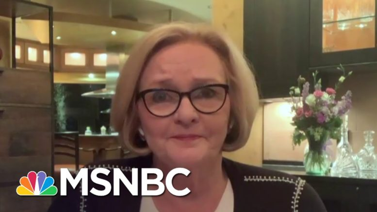 McCaskill: Pence Was Patronizing And Boring. Harris Brought Joy. | MSNBC 1
