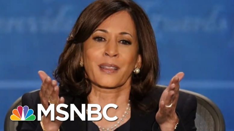 Harris Did 'Exactly What She Needed To Do' At Debate | Morning Joe | MSNBC 1