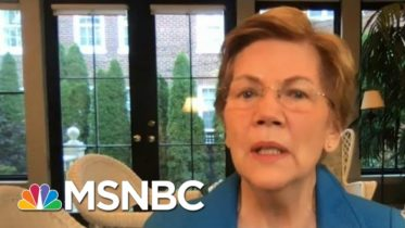 Sen. Elizabeth Warren: We Need To Beat The President 'Bigly' | Morning Joe | MSNBC 6