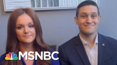 'It's Been Devastating To Our Family': Flight Attendants Furloughed On Eve Of Wedding | MSNBC 6