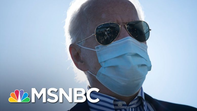 Biden Campaign Requests Debate Be Moved So Trump 'is Not Able To Evade Accountability' | MSNBC 1
