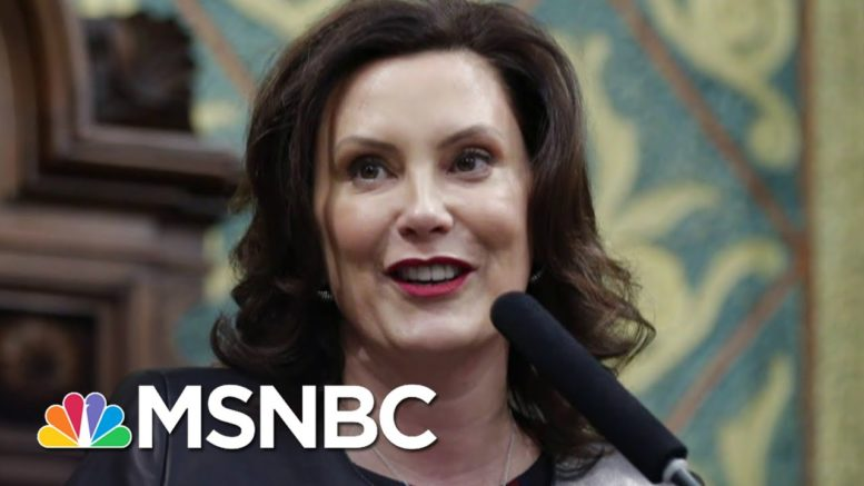 Six Men Arrested After FBI Stops Alleged Plot To Kidnap Michigan Gov. Whitmer | MSNBC 1