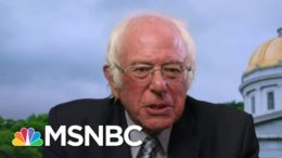 Sen. Sanders: Gov't Has To Step Up To The Plate & Protect Working Families   Stephanie Ruhle   MSNBC 9