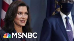 US Attorney: Group Conspired To Kidnap Michigan Gov. Whitmer Before Election | MTP Daily | MSNBC 3