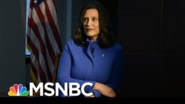 'We Are Tough As Hell': Whitmer Addresses Alleged Kidnapping Plot | MSNBC 1
