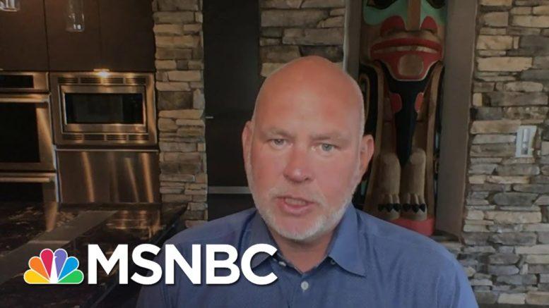 Steve Schmidt: Trump Is 'The Worst President The Country's Ever Had' | Deadline | MSNBC 1